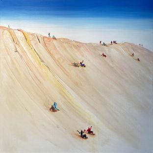 In the midst of Desert 1