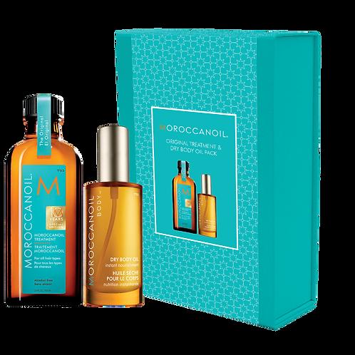 Moroccan Original Treatment Body Oil Pack