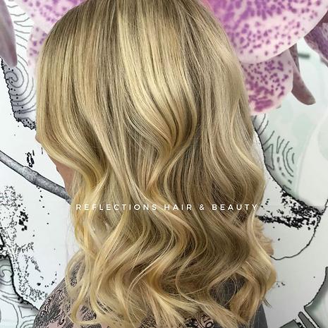 Radiant Blonde