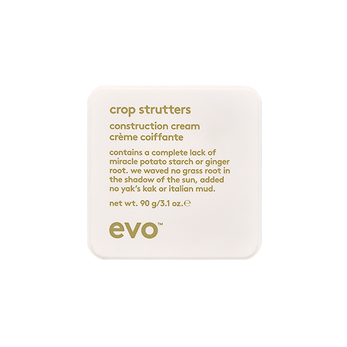 Crop Stutters Construction Cream