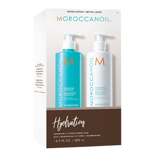 Moroccan Oil HYDRATE 500ml Duo Pack