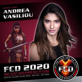 Andrea Visiliou