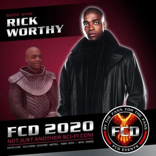 Rick Worthy