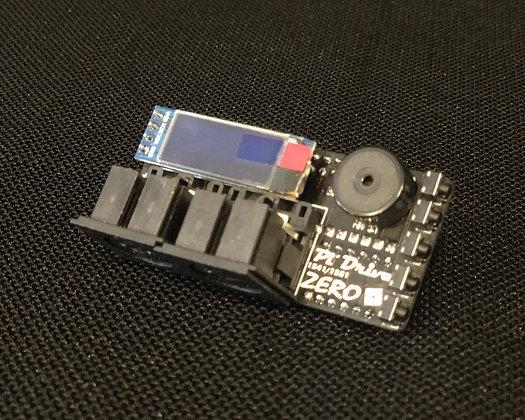 PiDRIVE ZERO Raspberry Pi HAT 1541 1581 Commodore 64 128 Vic-20 Emulator OLED Pi