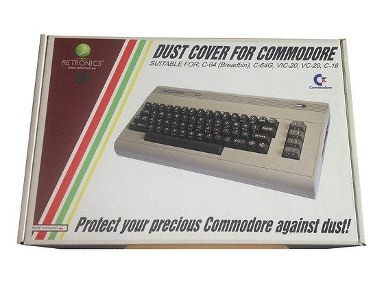 Commodore Dust Covers  (Breadbin, 64c, 1530/1531 Datasette)