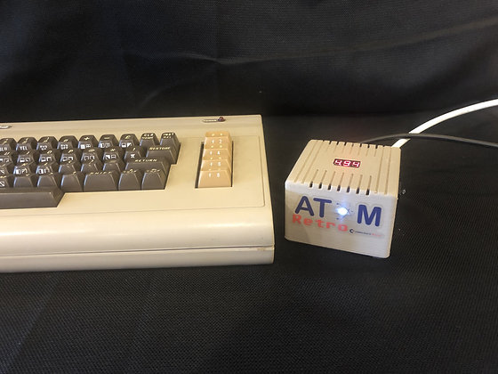 COMMODORE 64/Vic-20 Power Supply  ATOM RETRO