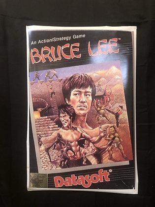 Bruce Lee Box Art Poster