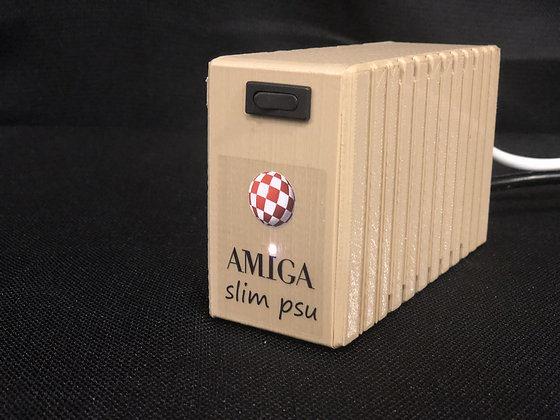 AMIGA slim psu  for 500, 600, and 1200