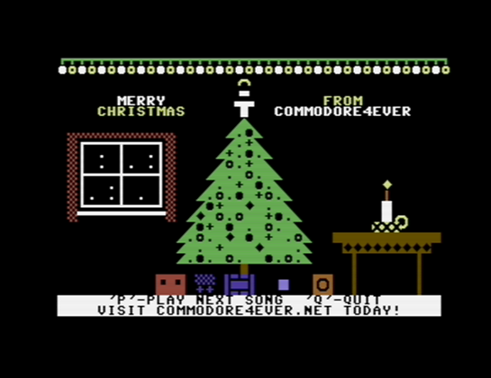 Commodore4ever Christmas DEMO  *FREE*
