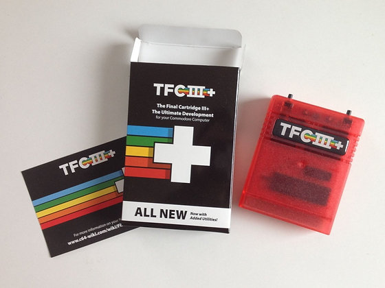 TFC3+ - The Final Cartridge 3 +