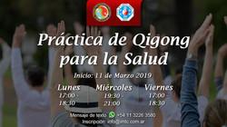 Práctica Qigong para la Salud