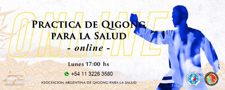 Práctica de Qigong - online
