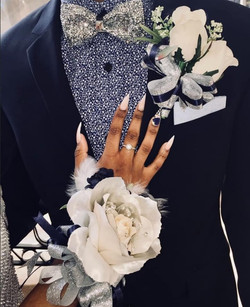 Corsage and Lapel Pin