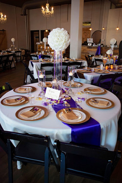 Reserved Guest Table