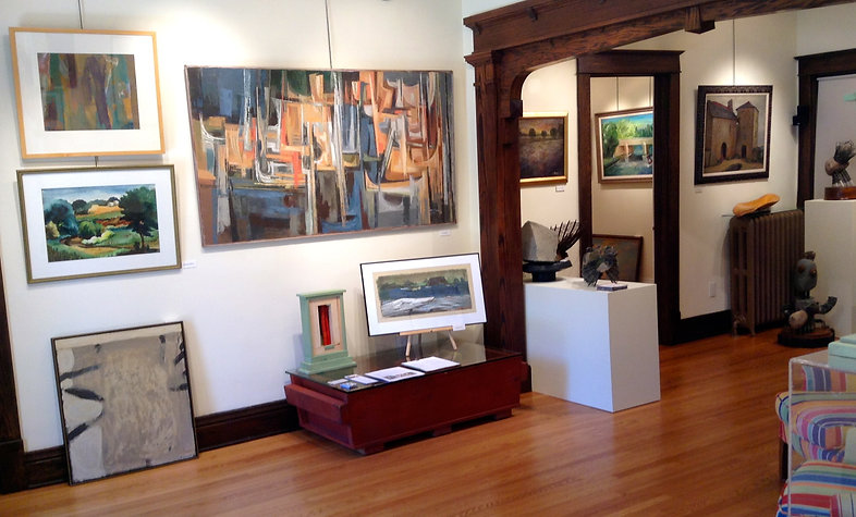 Gallery 5004 interior