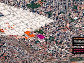 """O projeto """"Nova Luz"""" e a moradia no centro de São Paulo"""