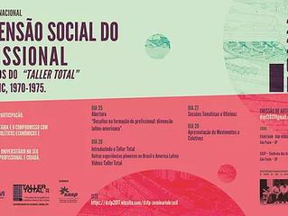 Seminário Internacional: a Dimensão Social da Formação Profissional