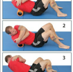 Mobility of April: T-Spine