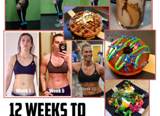 12 Weeks to Lean in 19 Challenge