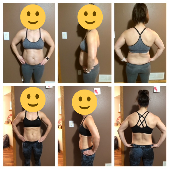 12 Week Transformation