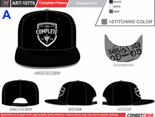 Complete Fitness Apparel Pre-Order