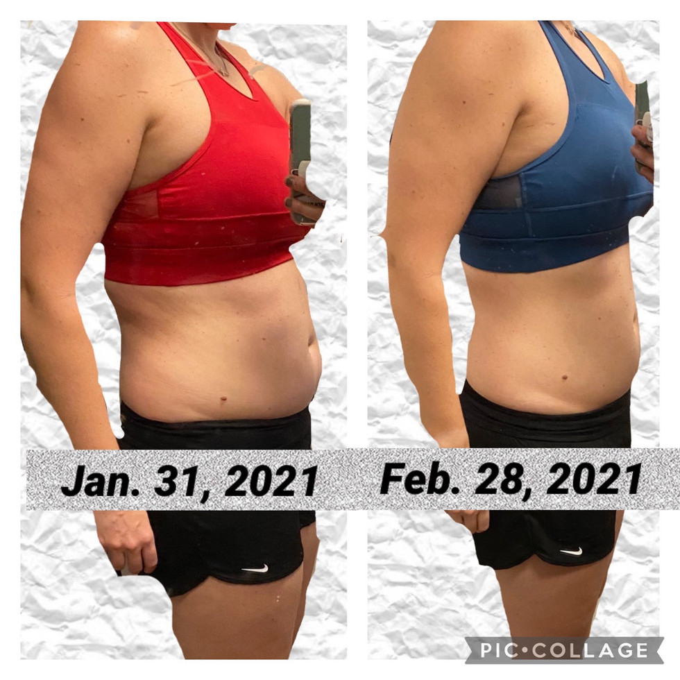 1 month Nutrition Coaching