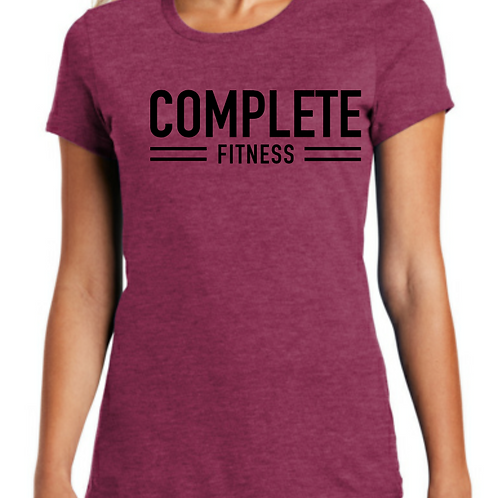 Complete Fitness Shirt - Ladie's
