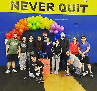 Class - CrossFit Greendale