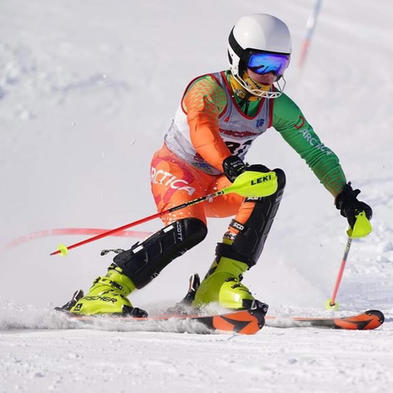 Nick - Alpine Skiing