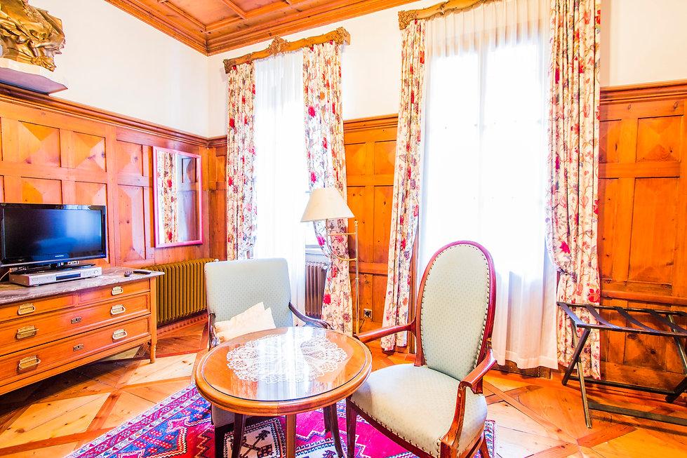 Villa Solitude Suite