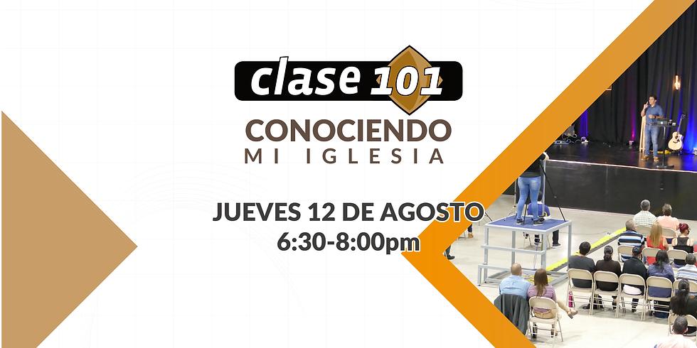 CLASE 101 - Bienvenida