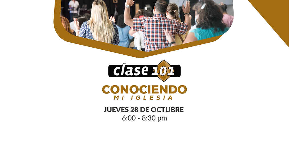 CLASE 101 - Bienvenida PRESENCIAL