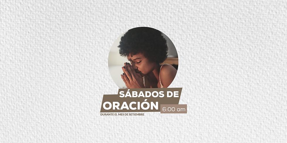 Sábados de Oración / SETIEMBRE