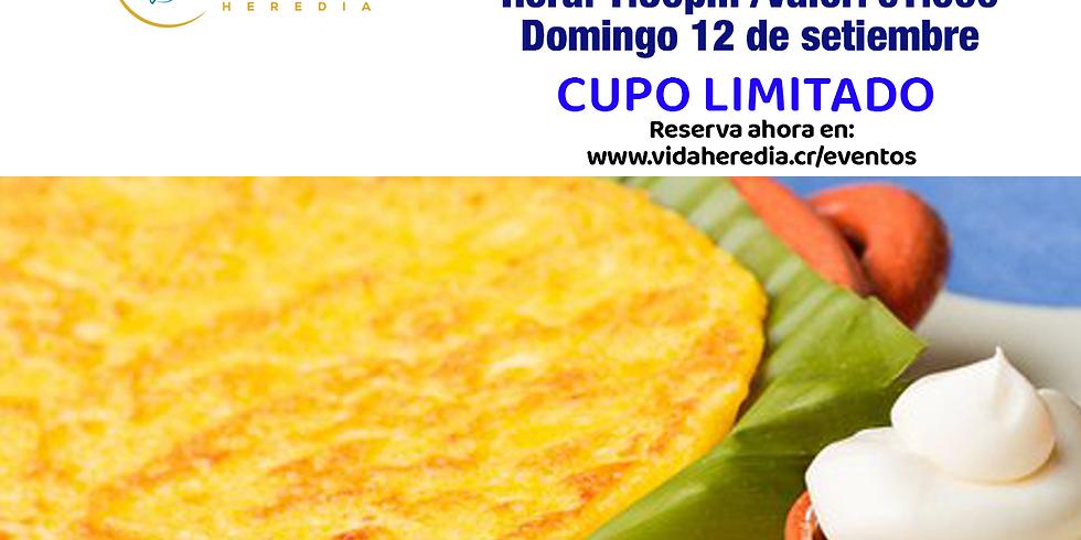 Taller de tortillas - CAFETERÍA