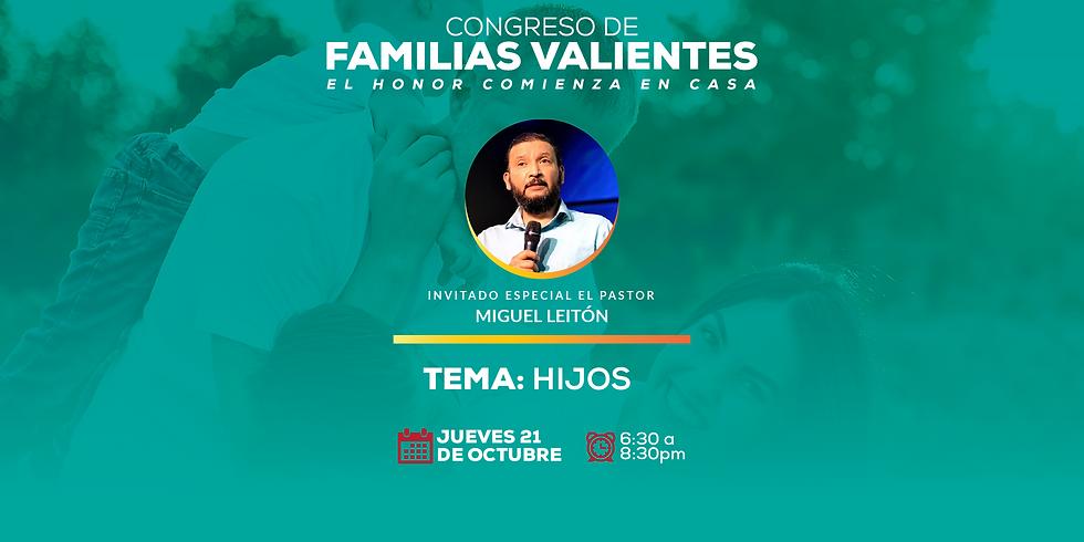 CONGRESO Familias Valientes: LOS HIJOS