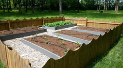 complete garden project