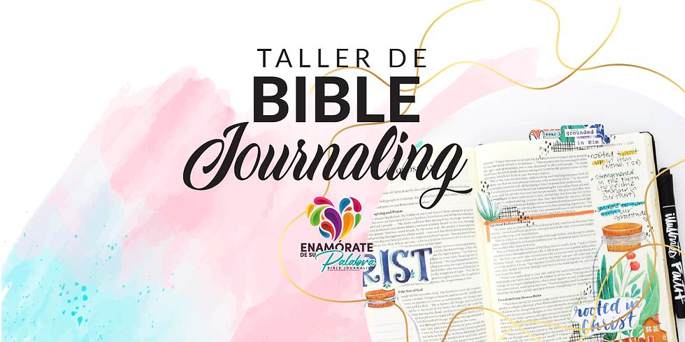 Taller de Bible Journaling