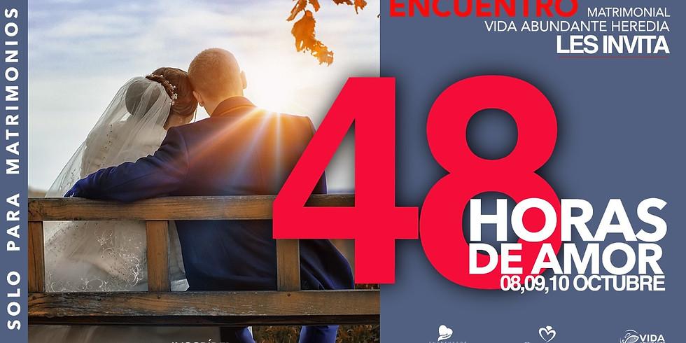 48 Horas de amor - Solo para matrimonios