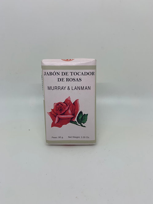 Rose/Rosas Soap