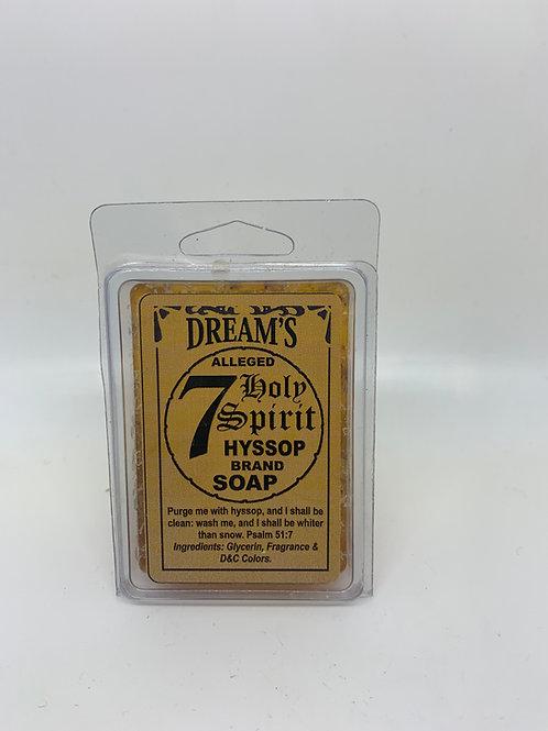 Hyssop 7 Holy Spirit Soap Bar