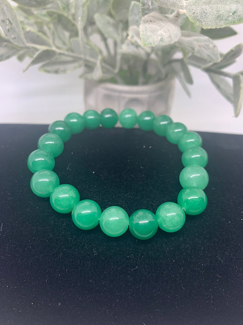 Green Aventurine Beaded