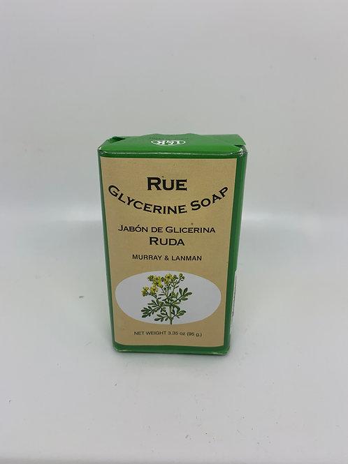Rue/Ruda Glycerine Soap