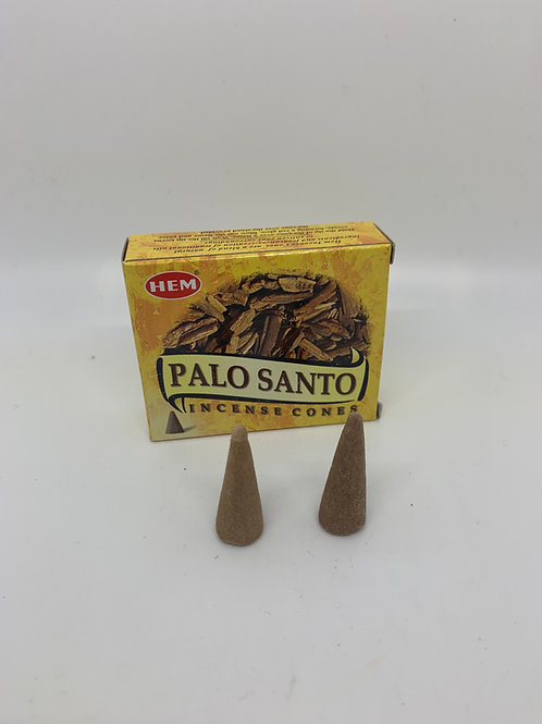 Palo Santo Incense Cones