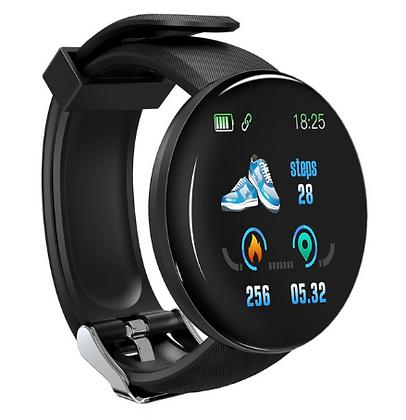 Умные часы Smartwatch Chycet, давление, уровень кислорода, калории, IP67