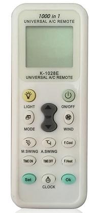 Универсальный беспроводной пульт дистанционного управления для кондиционера 1000