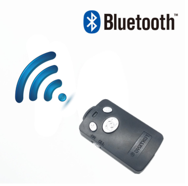 Bluetooth пульт-брелок для селфи