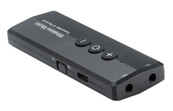 Портативный Bluetooth 5.0 адаптер CALETOP (прием/передача), AUX