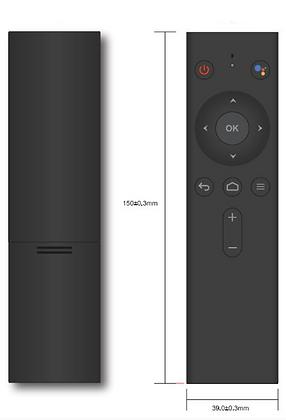 Bluetooth Пульт дистанционного управления TV, с голосовым управлением, Air Mouse