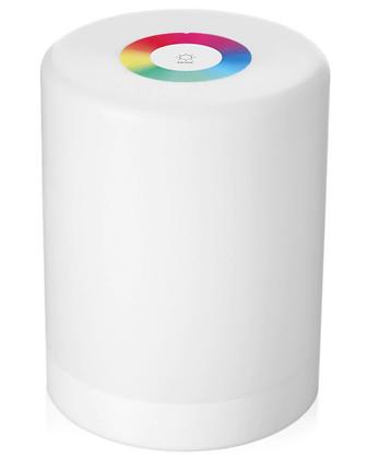 Светодиодный сенсорный RGB ночник-светильник, портативный