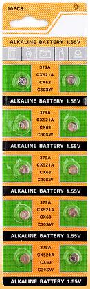 Батарейка часовая  AG0 LR521 1.55V